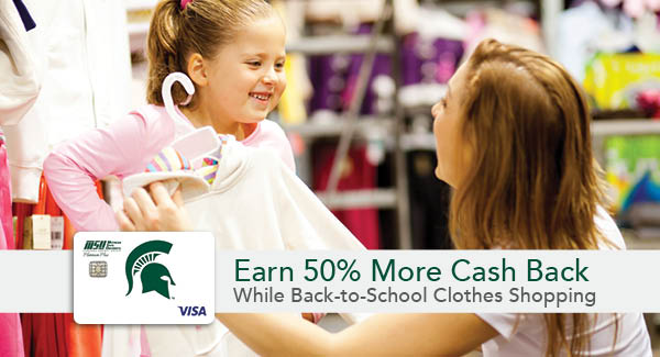 Earn Bonus Cash Back
